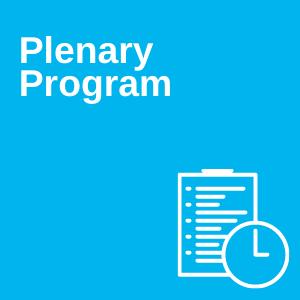 Plenary Program
